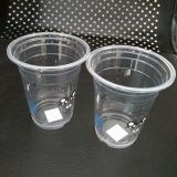 De beste Verkopende Plastic Koppen van pp voor het Drinken