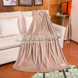 新しいデザイン極度の柔らかい二重ミルクのベロア毛布