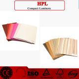 Hoja del laminado de los muebles de HPL