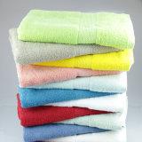 Выдвиженческие сторона Терри хлопка Jacquarded/рука/полотенца ванны с абсорбциой прилива