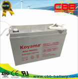 12V Deep Cycle Gel Storage Battery UPS Battery AGM Battery 100ah