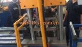 Pré-galvanizado Kwikstage Andaimes Aço Plank Plataforma de plataforma Plataforma de rolo formando linha de produção Myanmar
