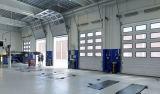 人のドア9*9の部門別のガレージのドア(HzSD015)が付いている部門別のドア