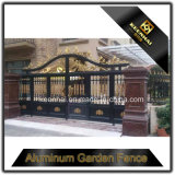 Preço de grosso de alumínio de porta de jardim