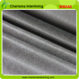 Vente en gros 100% Polyester Nonwoven Fusible Dotted Interlining for Garments