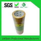 Poseer el claro de la fabricación de la fábrica y la cinta del embalaje de Brown OPP