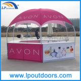 Dia3m 육각형 승진 광고를 위한 강철 돔 천막