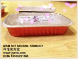 Контейнер еды микроволновой печи замораживателя мяса еды