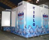 Compartimiento del almacenaje del hielo del cubo del bagaje