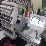 Einzelne Nadel-Stickerei-Maschine des Kopf-12 mit Dahao Computer-Software