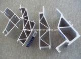 Profils en aluminium superbes personnalisés d'extrusion de la qualité 6061t6