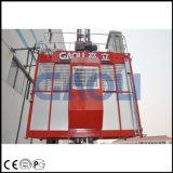 Grua da construção de Gaoli para a torre/chaminé/edifício da ponte