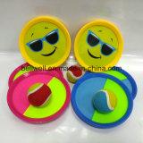 Sport magici del gioco di sfera di scossa e della cattura del nastro di colore differente per la pala del disco di divertimento dei capretti con la stampa personalizzata di marchio