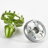 Части точности алюминиевые поворачивая машиной Lathe CNC