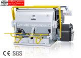 Máquina que corta con tintas que arruga de la prensa plana (ML-2000)