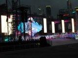 Visualización de pantalla de alquiler de Ckgled P3.91mm Gaint LED para la etapa