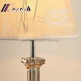 Самомоднейший декоративный прозрачный светильник таблицы тени для гостиницы