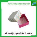 رفاهية صنع وفقا لطلب الزّبون ورق مقوّى ورقة هبة يعبّئ صندوق مع علامة تجاريّة طباعة