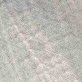 Il tessuto di cotone ha tinto il prodotto intessuto tessuto per l'indumento dei bambini del pannello esterno del cappotto di vestito dalla donna