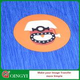 Стикер передачи тепла мытья Qingyi хороший для тенниски