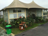 モジュラーか移動式/プレハブの輸送箱の家はとのテント1を得る