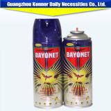 Tueur de fourmis de cancrelat de moustique de jet de moustique de jet d'insecticide de pièce d'aérosol