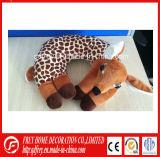 Het leuke Hoofdkussen van de Hals van het Stuk speelgoed van de Hond voor de Gift van de Baby