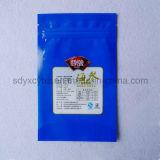 Подгонянный мешок пластичный упаковывать застежки -молнии размера для еды и ек