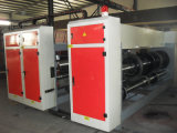 Machine à impression et à sous de Flexo de carton ondulé