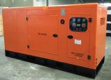 conjuntos de generador diesel accionados Ricardo de 120kVA 96kw