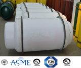 bombola per gas d'acciaio bassa e media di 820L di pressione della saldatura