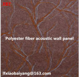 Ce одобрил панель потолка акустической панели панели стены волокна полиэфира любимчика 100%