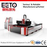 Máquina de laser de fibra de mesa única 1500W para corte de metal