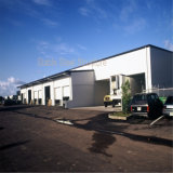 Costruzione industriale strutturale d'acciaio della fabbrica con l'alta qualità
