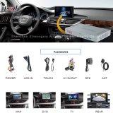 Interfaz video de la navegación del GPS del androide para Audi Q7