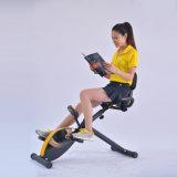 Bici magnética plegable reclinada y vertical de X