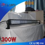 300W CREE do carro de barra clara 4WD do diodo emissor de luz Drving 4X4