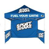 カスタムイベントのためのFoldable広告のテントを現れなさい