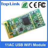 Top-5m01 802.11AC 433Mbps Mt7610u Dual banda USB WiFi módulo para dispositivo Android
