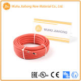 Câble de traction thermique auto-régulant des tuyaux métalliques De-Frost