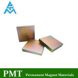 De rechthoekige N45 Magneet van het Neodymium met de Kleurrijke Deklaag van het Zink