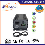 Hot Sale 315W CMH Dimmable HID Lampe au Xénon À basse fréquence Digital Intelligent Grow Light Ballast électronique