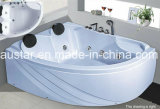 Jacuzzi de canto de 1500mm com Ce e RoHS (AT-8315)