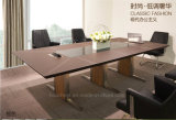 Table de réunion neuve de bureau de meubles de conférence de type (E3)