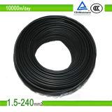 Câble Use-2 12/2 solaire de cuivre d'UL normal