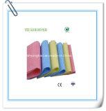 使い捨て可能な非編まれたファブリック洗浄の布