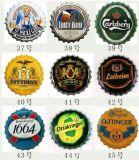 Metal Sin Cerveja Copo de garrafa Muro Pendurado Decorativo Tin Crown Caps