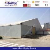 40mの圧延シャッターが付いている大きいアルミニウム頑丈な倉庫の記憶のテント