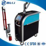 Machine intense de salon de laser de picoseconde de pouvoir de déplacement de tache de rousseur