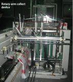 Bolso completamente automático de Wicketer del mecanismo impulsor del motor servo que hace la máquina